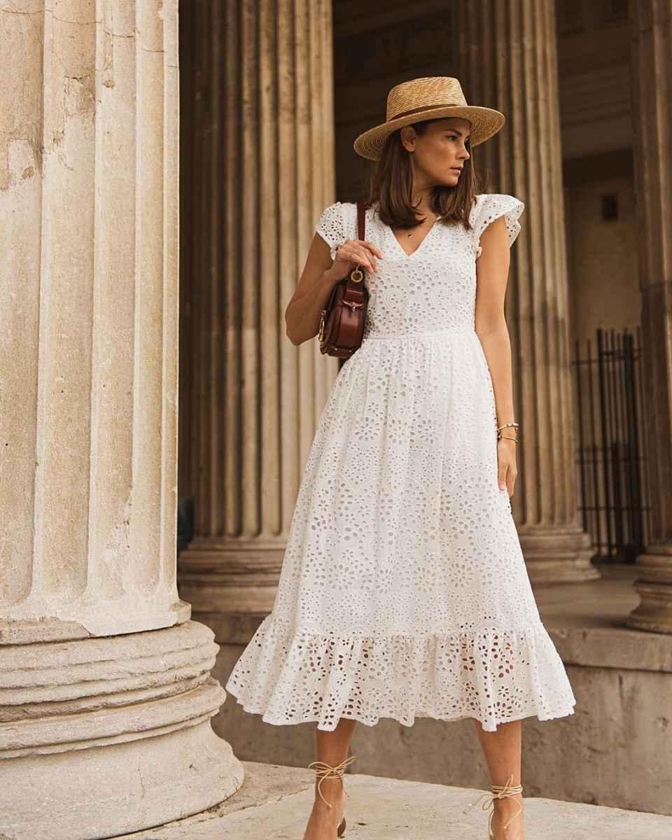 Модные платья лето 2020 для женщин 30 лет фото_21