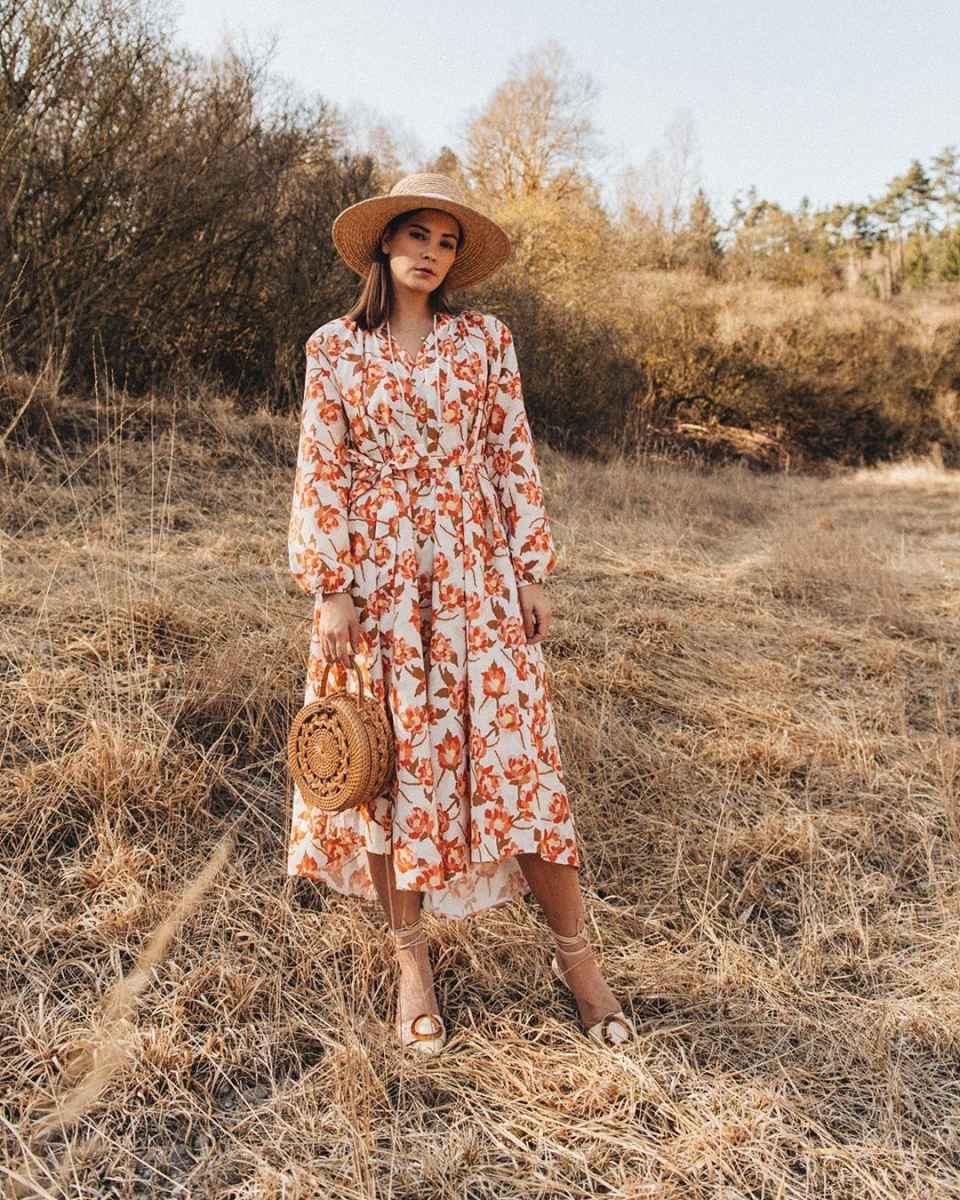 Модные платья лето 2020 для женщин 30 лет фото_23