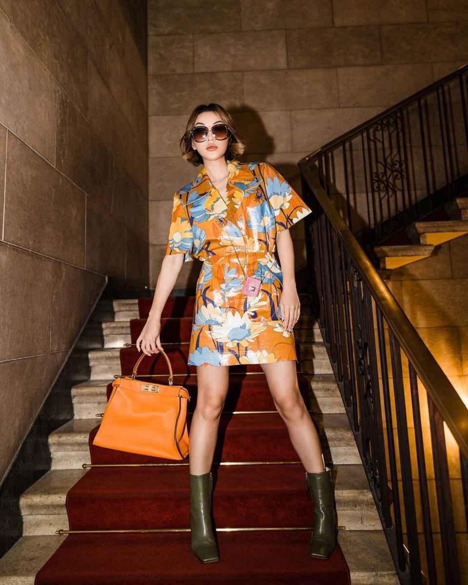 Модные платья лето 2020 для женщин 30 лет фото_18