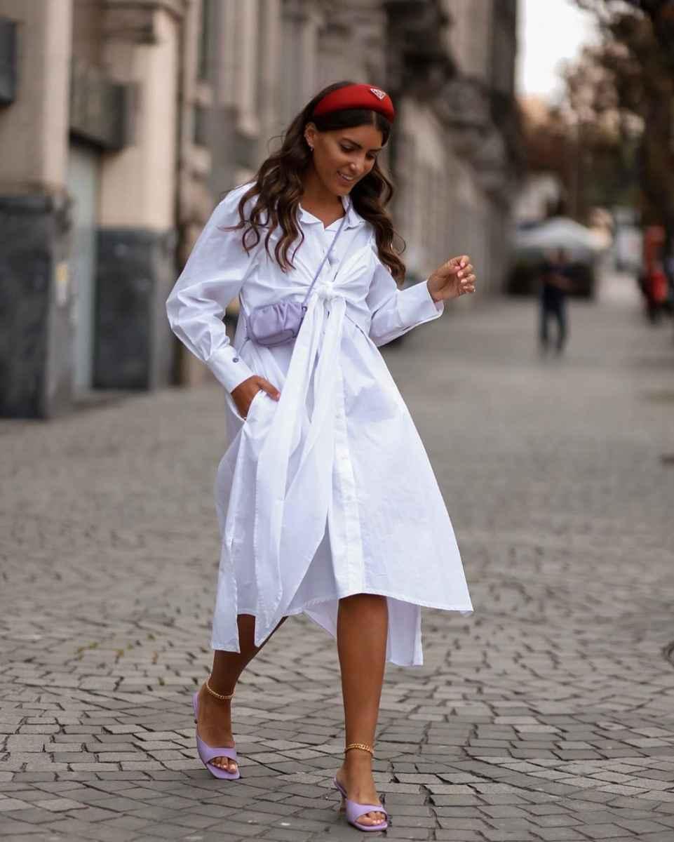 Модные платья лето 2020 для женщин 30 лет фото_19
