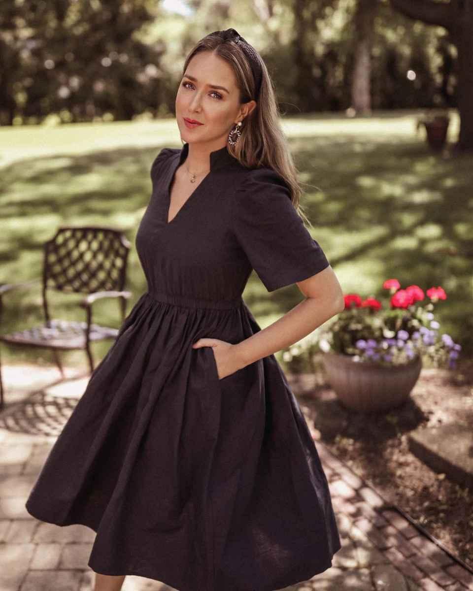 Модные платья лето 2020 для женщин 30 лет фото_6