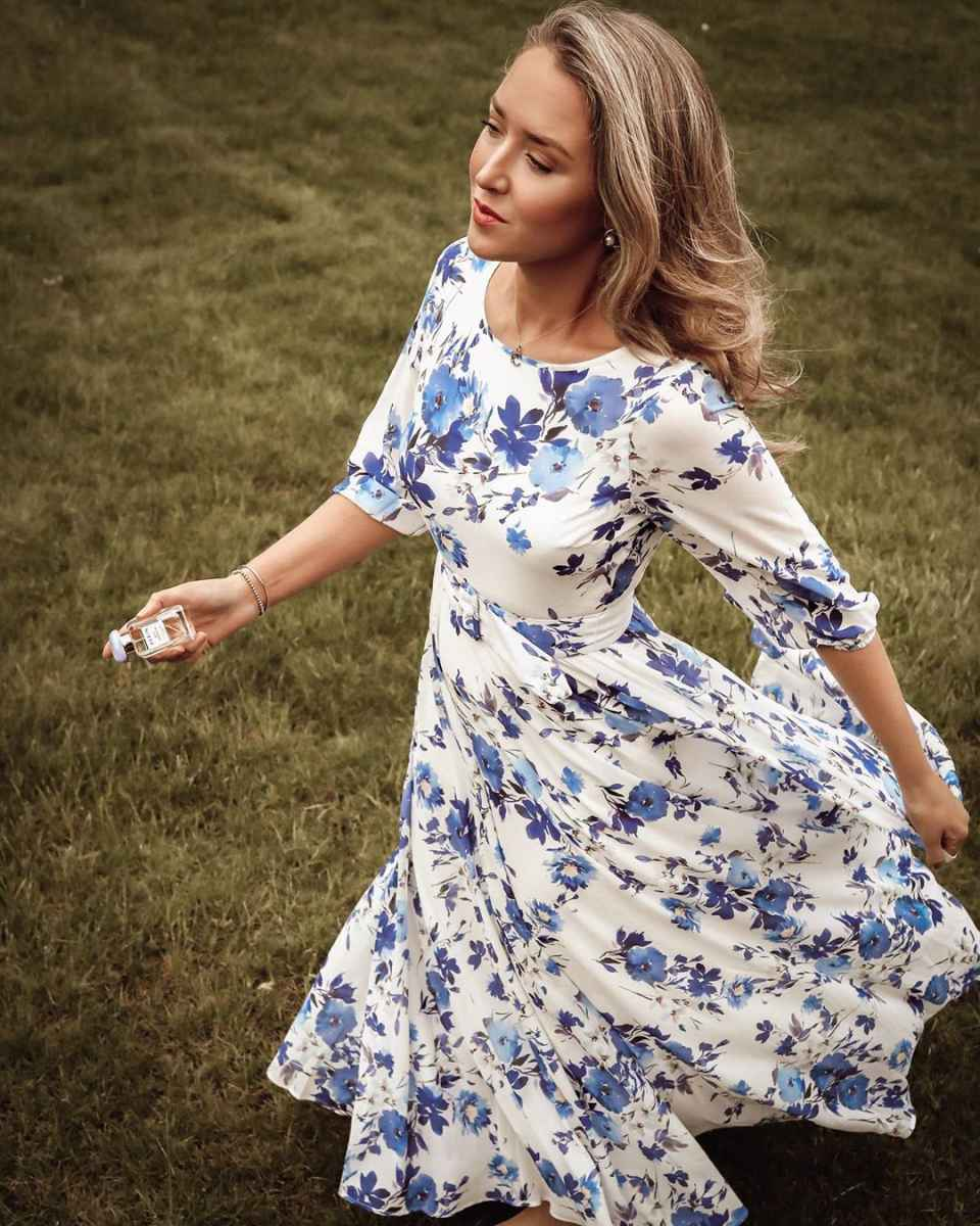 Модные платья лето 2020 для женщин 30 лет фото_5