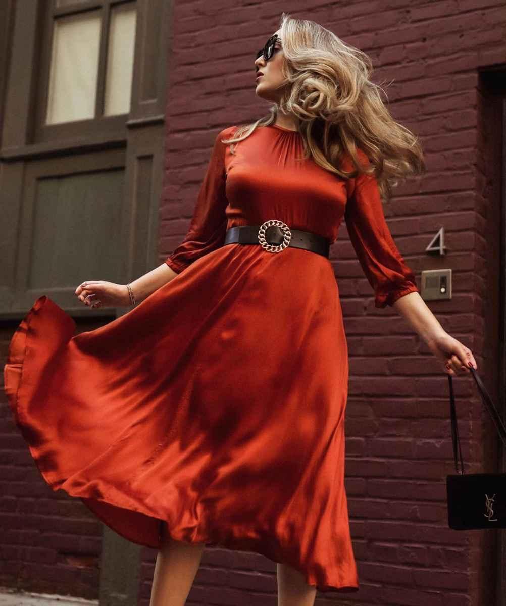 Модные платья лето 2020 для женщин 30 лет фото_11