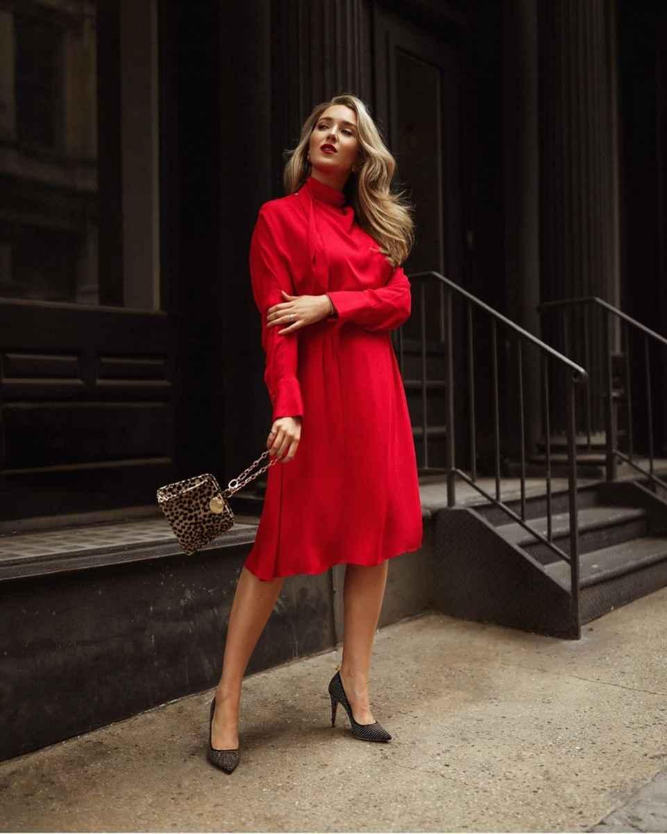 Модные платья лето 2020 для женщин 30 лет фото_10
