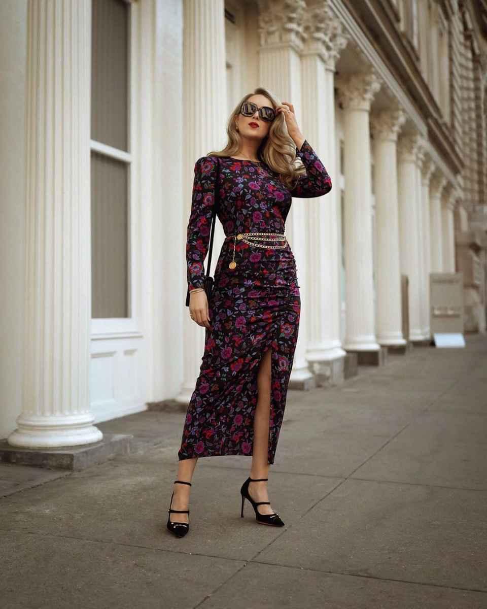 Модные платья лето 2020 для женщин 30 лет фото_9
