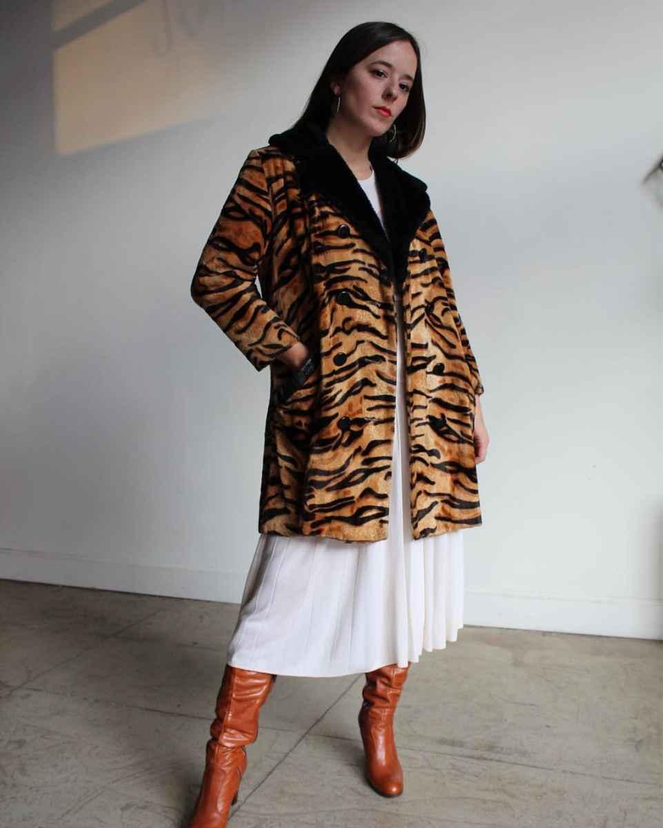 Модные фасоны пальто осень-зима 2020-2021 фото_14