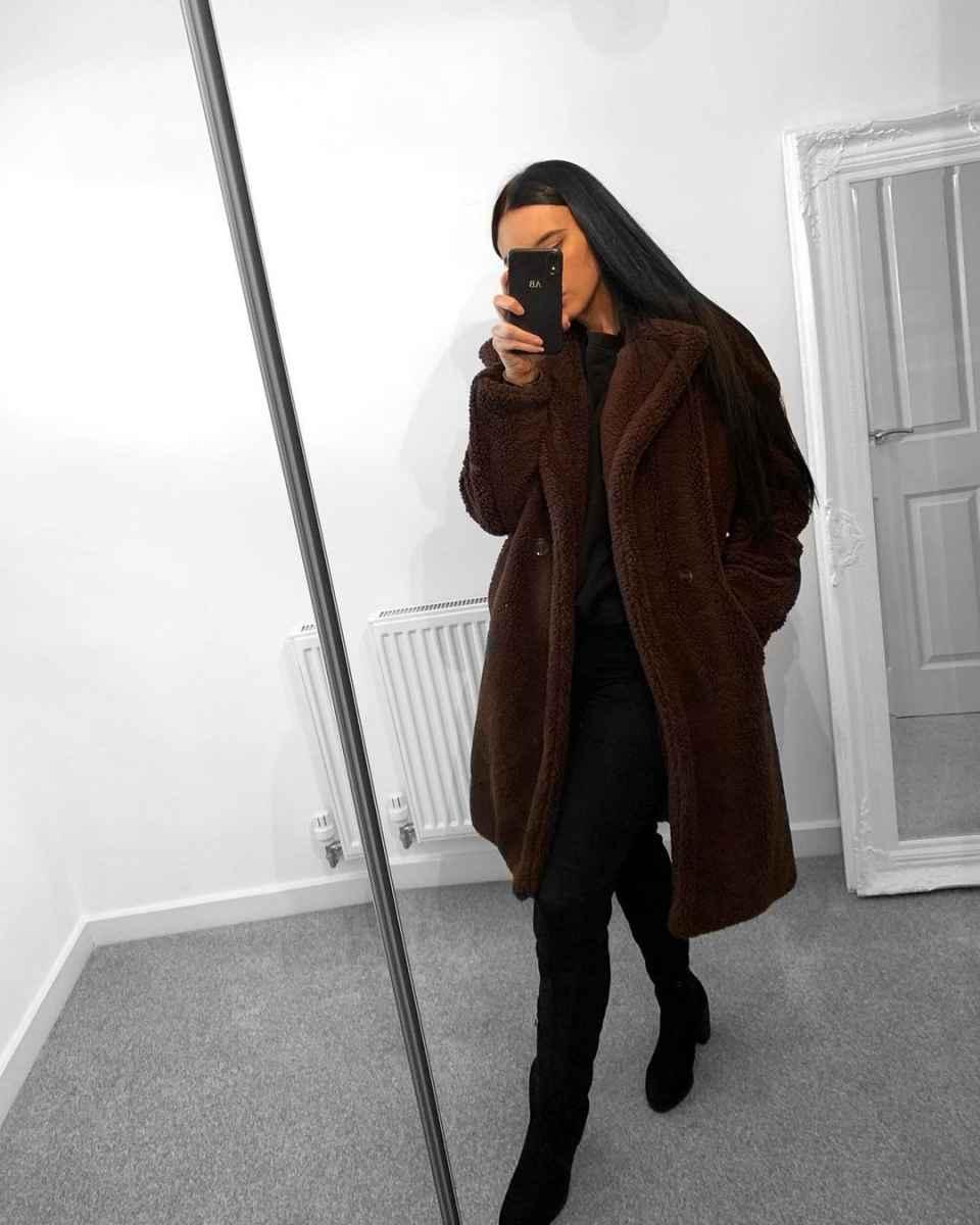 Модные фасоны пальто осень-зима 2020-2021 фото_22