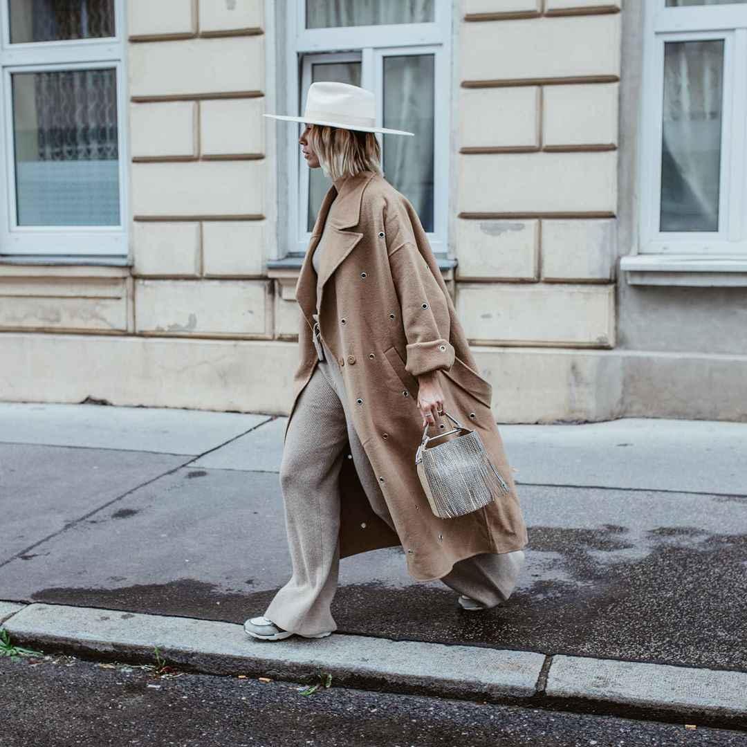 Модные фасоны пальто осень-зима 2020-2021 фото_26