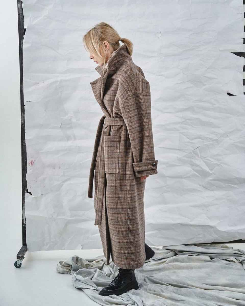 Модные фасоны пальто осень-зима 2020-2021 фото_9