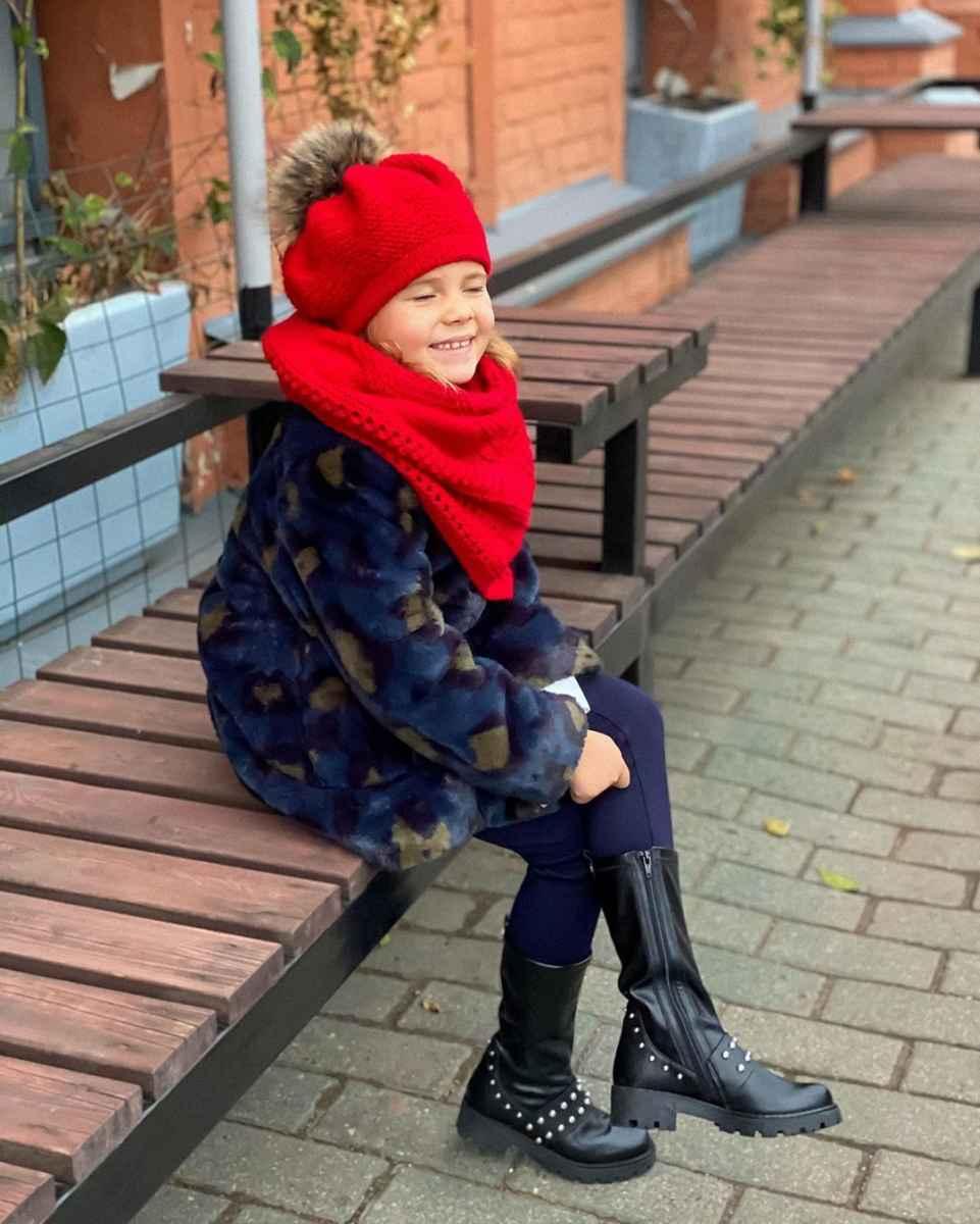 Модные береты осень-зима 2020-2021 фото_38