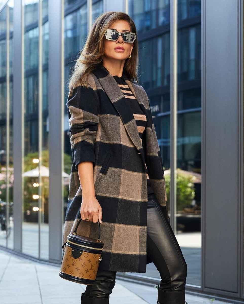 Модные фасоны пальто осень-зима 2020-2021 фото_8
