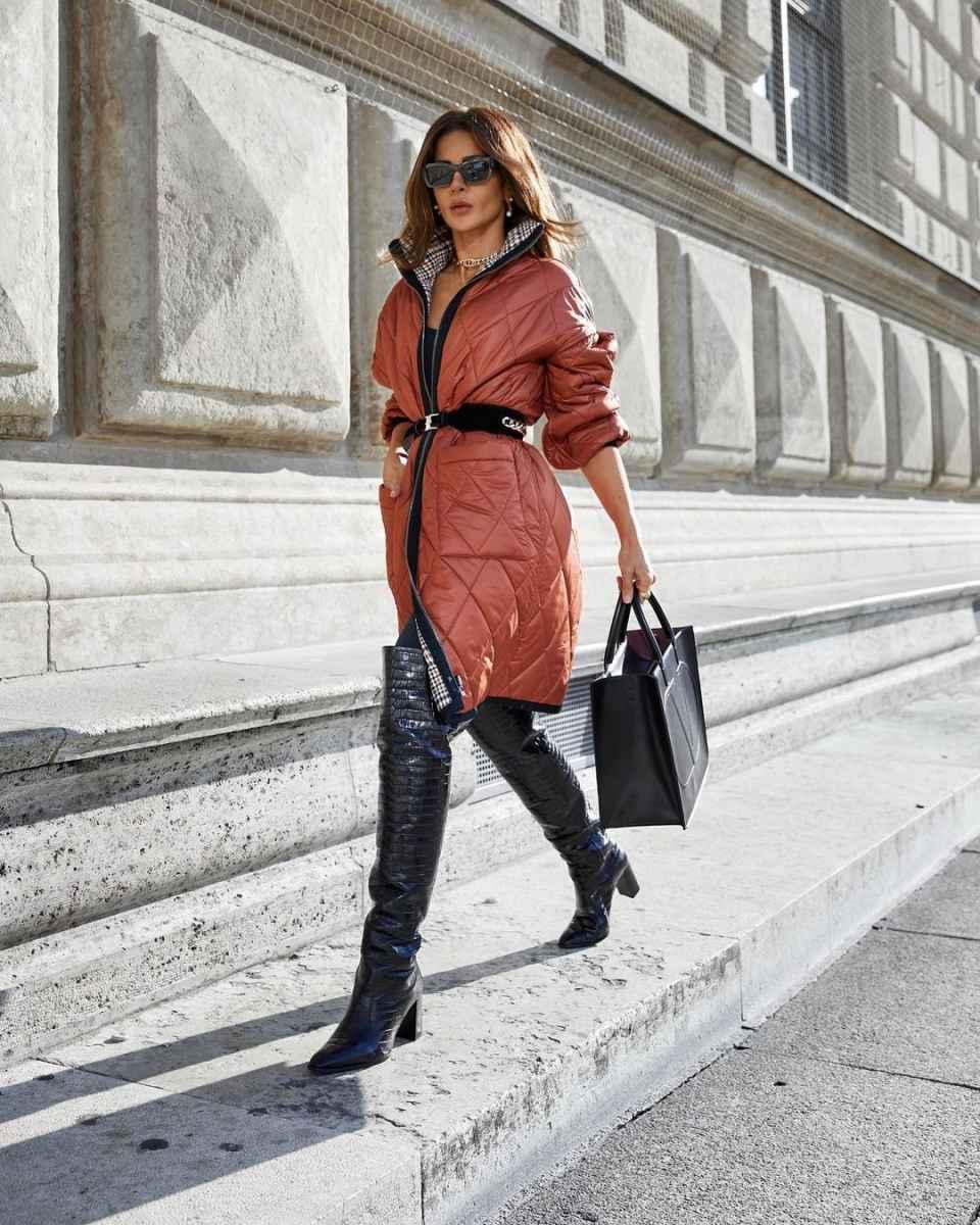 Модные фасоны пальто осень-зима 2020-2021 фото_4
