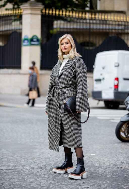 Модные фасоны пальто осень-зима 2020-2021 фото_1