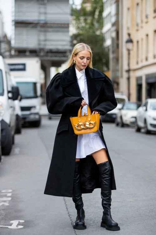 Модные фасоны пальто осень-зима 2020-2021 фото_2