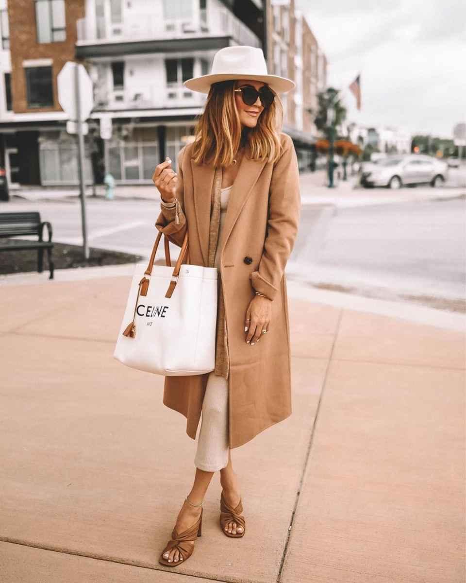 Модные фасоны пальто осень-зима 2020-2021 фото_27