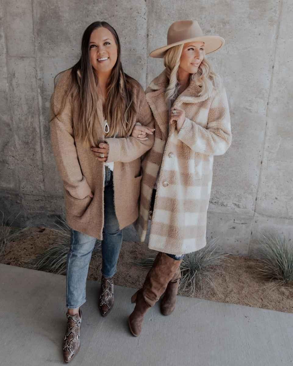 Модные фасоны пальто осень-зима 2020-2021 фото_21