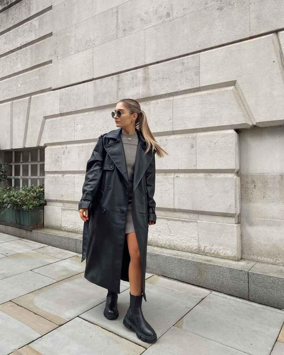 Модные фасоны пальто осень-зима 2020-2021 фото_19