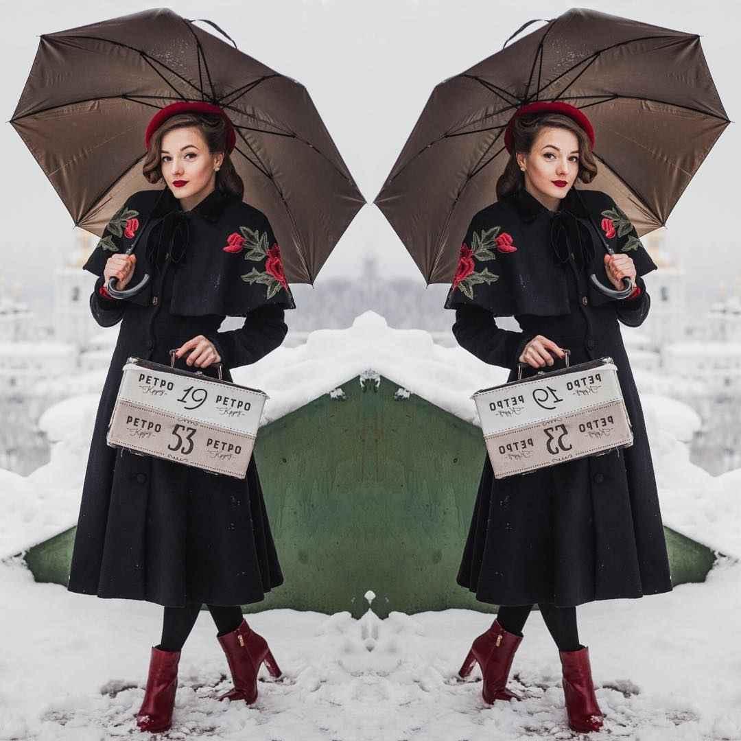 Модные береты осень-зима 2020-2021 фото_94