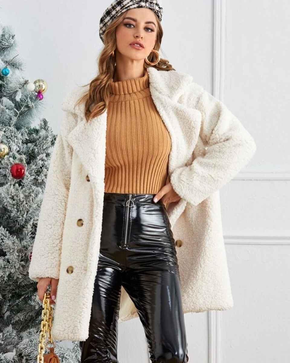 Модные фасоны пальто осень-зима 2020-2021 фото_24