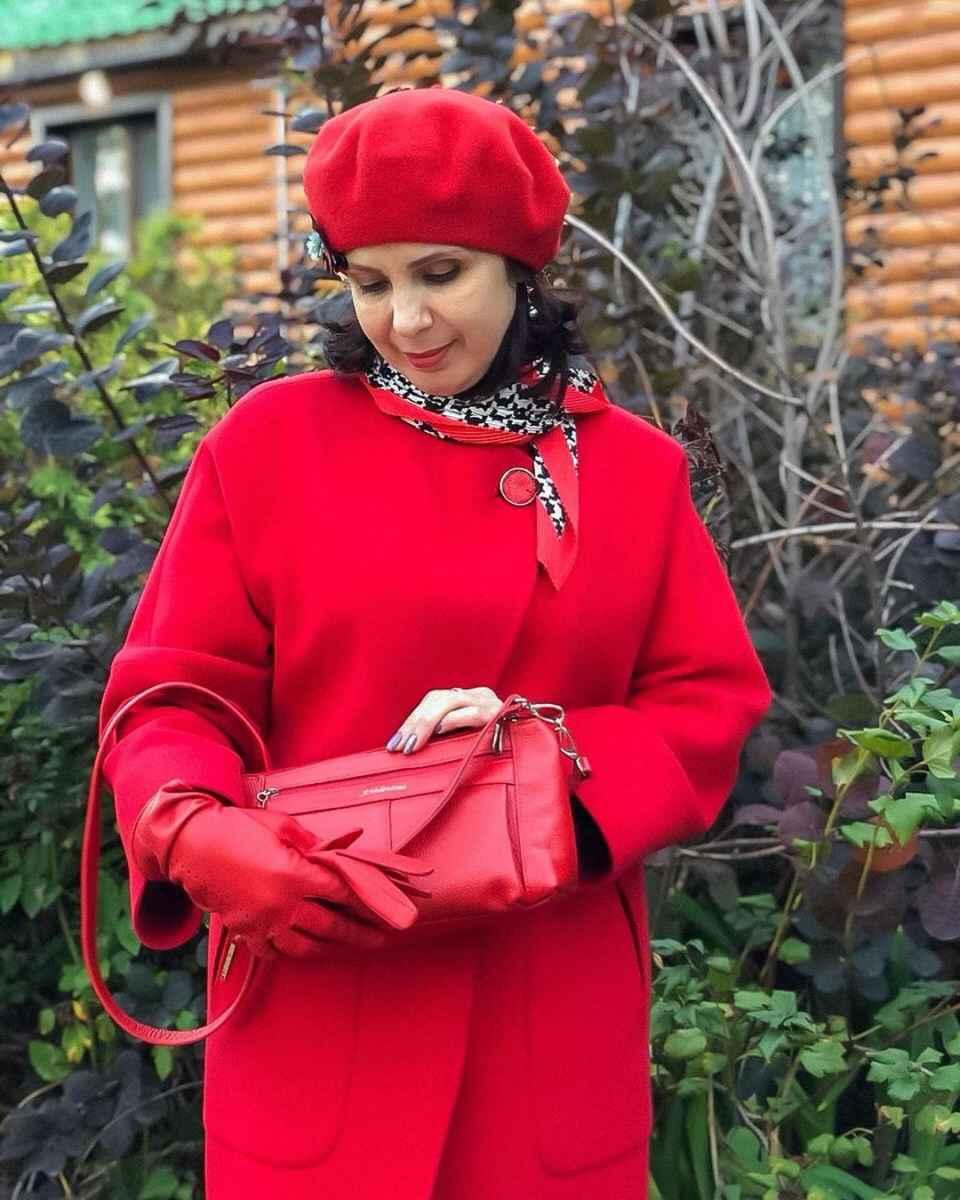 Модные береты осень-зима 2020-2021 фото_17