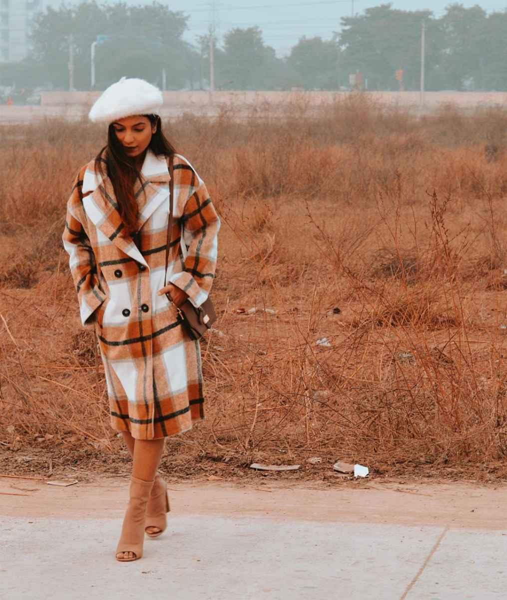 Модные береты осень-зима 2020-2021 фото_50