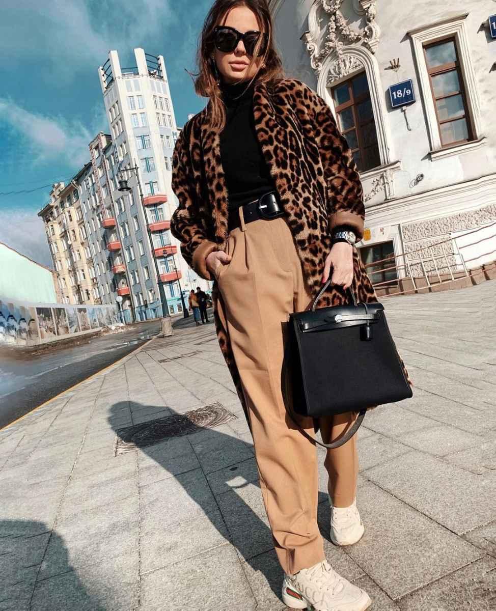Модные фасоны пальто осень-зима 2020-2021 фото_12
