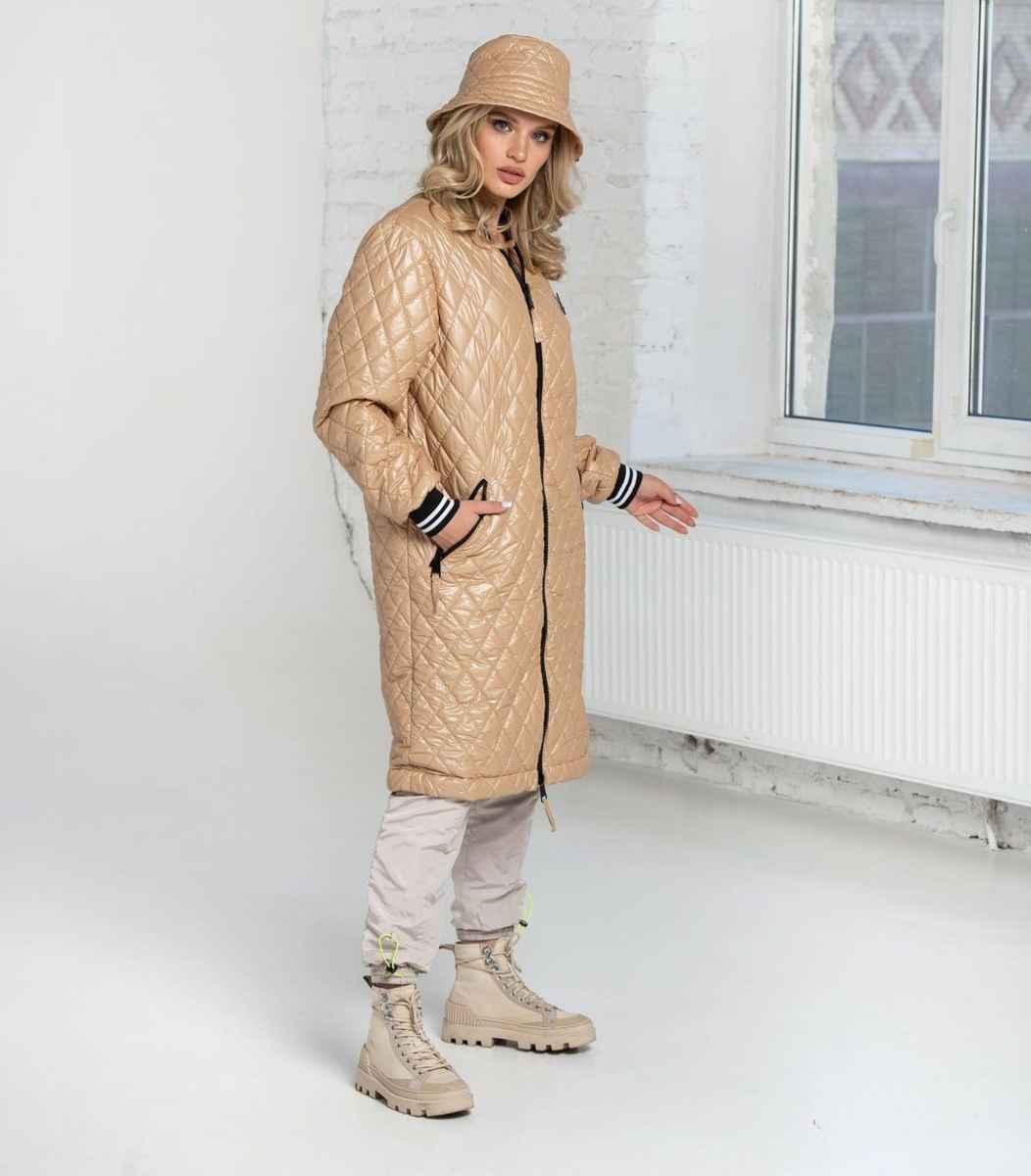 С чем носить панаму женскую осенью и зимой фото_24