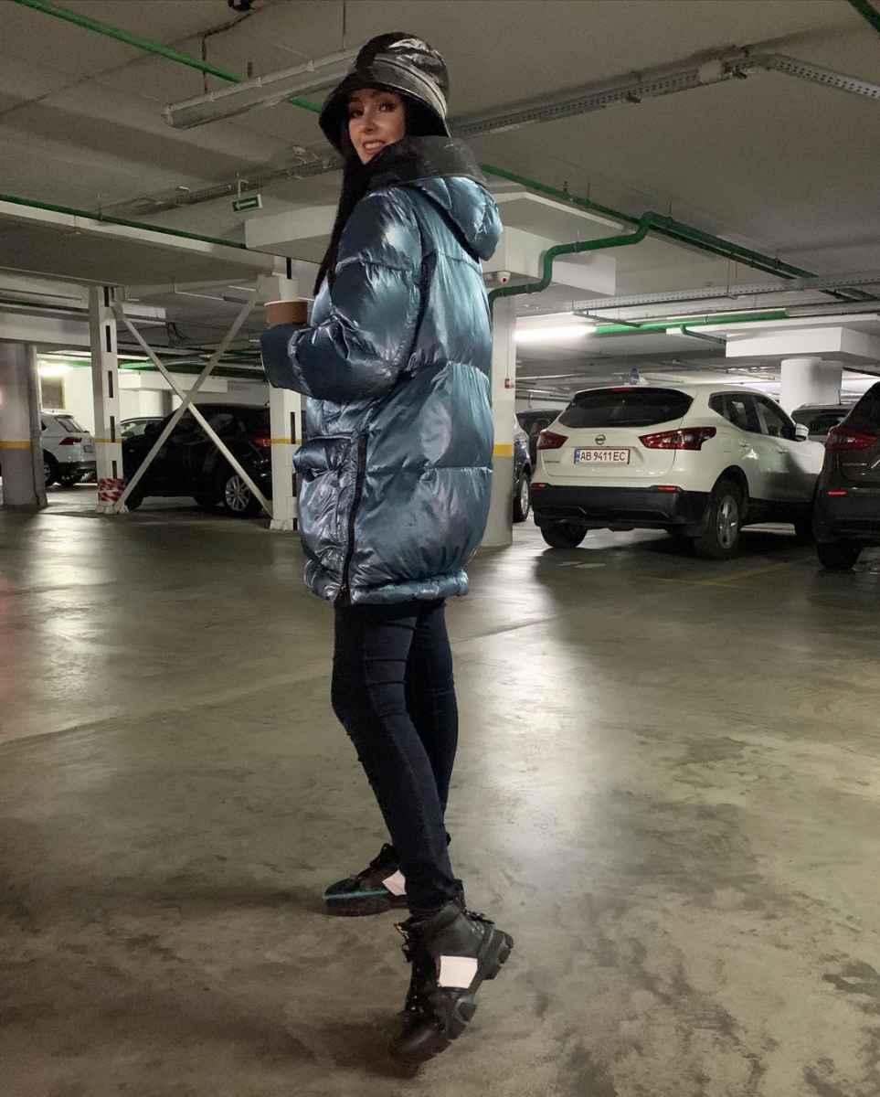 С чем носить панаму женскую осенью и зимой фото_30
