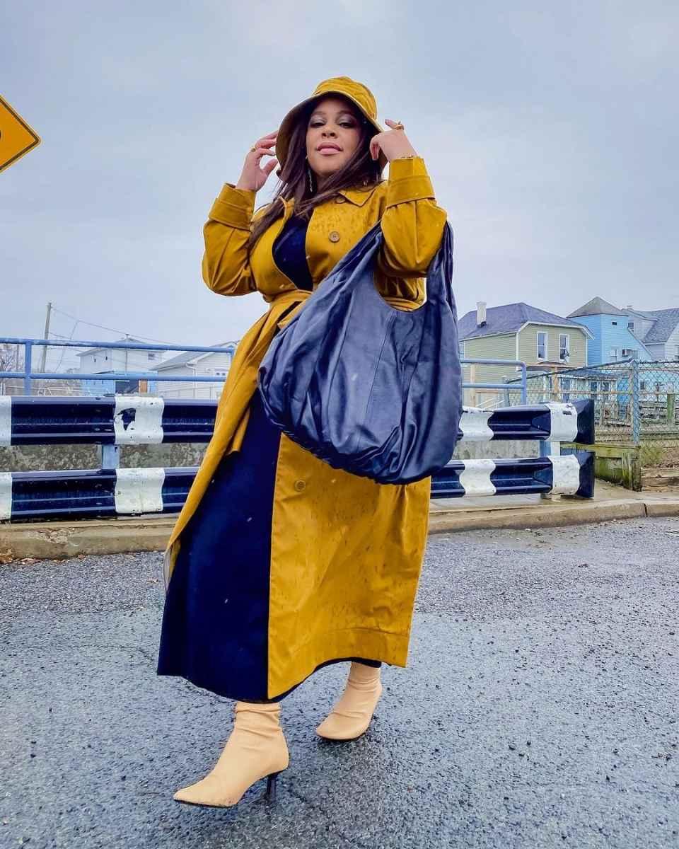 С чем носить панаму женскую осенью и зимой фото_12