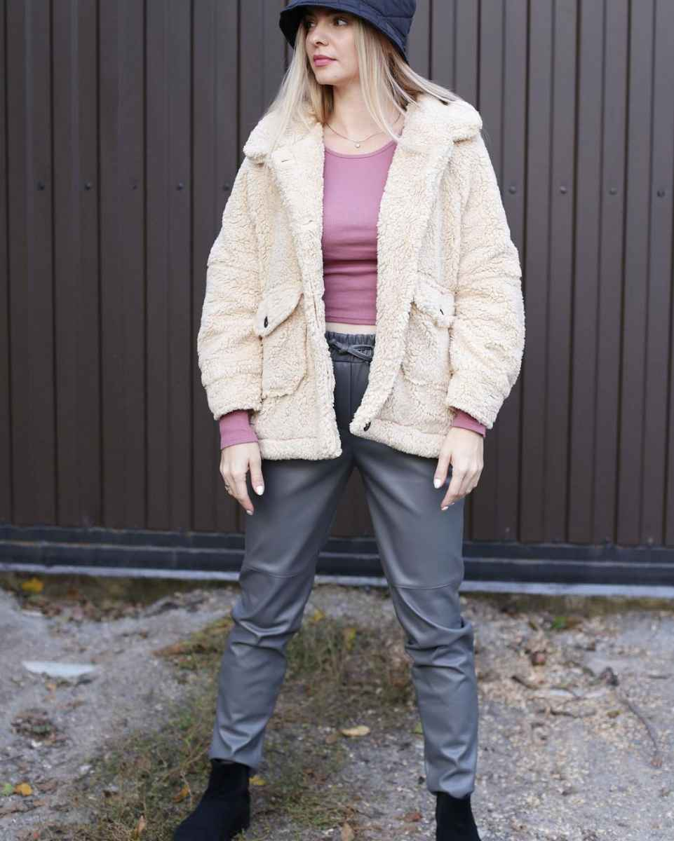 С чем носить панаму женскую осенью и зимой фото_32