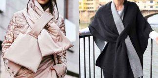 Модные шарфы весна 2021 фото идеи