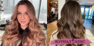 Модные цвета волос для весны 2021 фото идеи