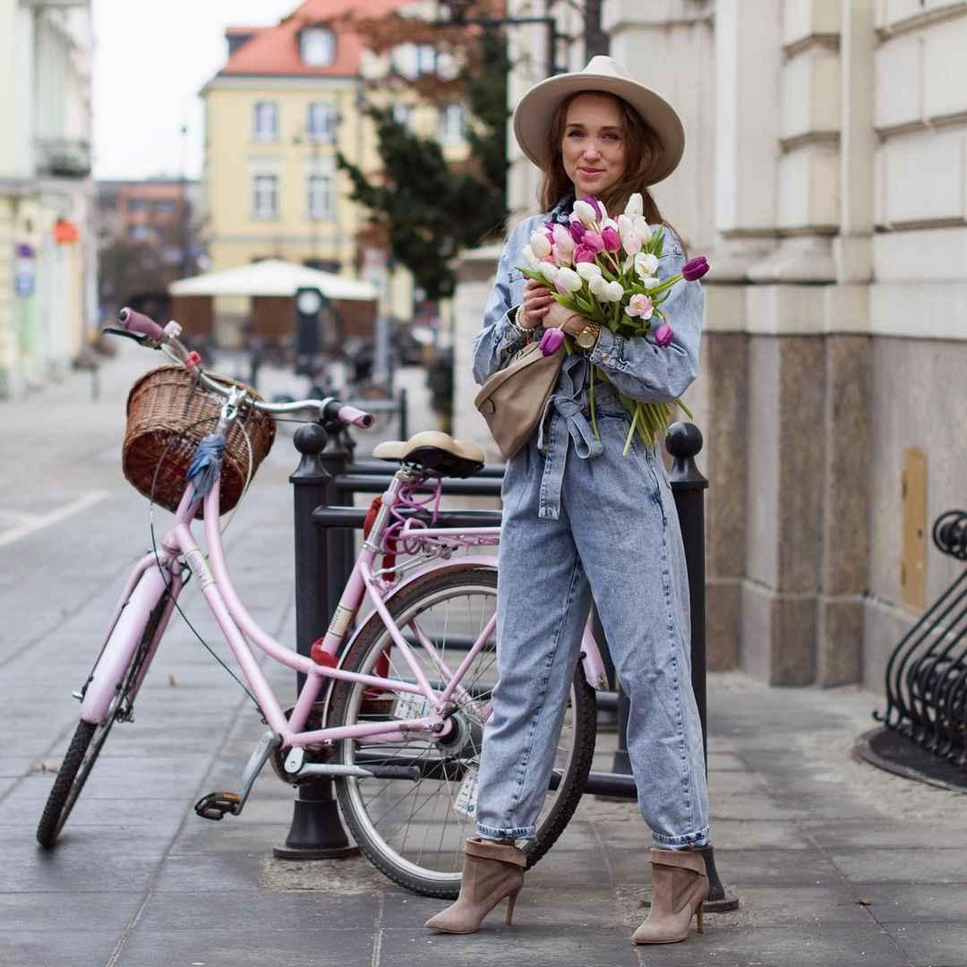 Модные комбинезоны весна-лето 2021 фото_48