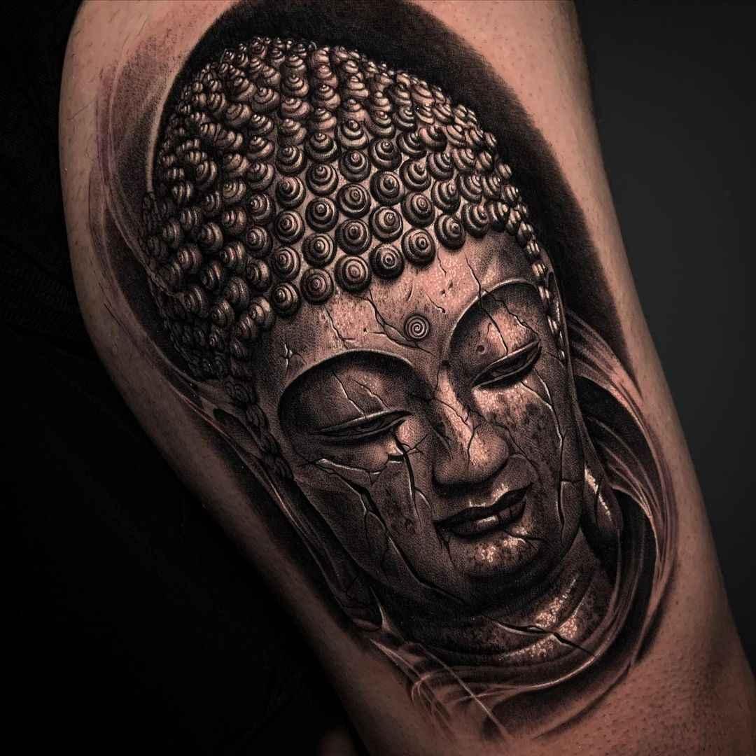 татуировка будда фото_55