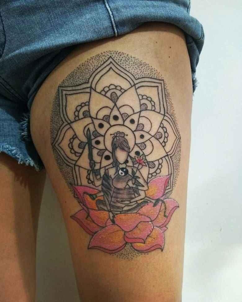 татуировка будда фото_6