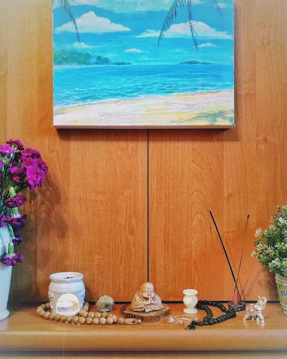 алтарь для медитации фото_11