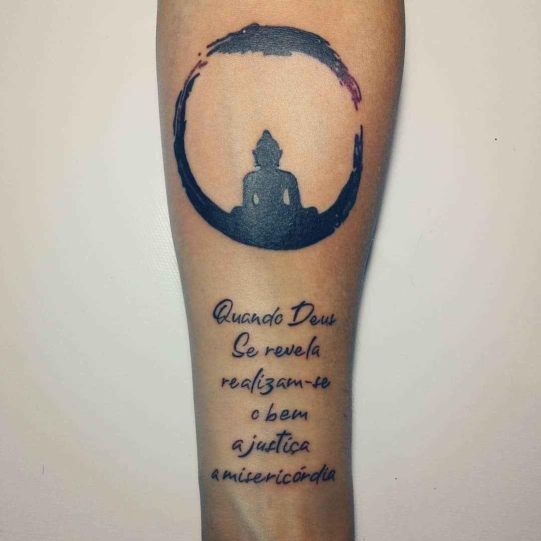 татуировка будда фото_2