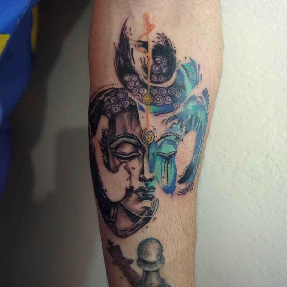 татуировка будда фото_14