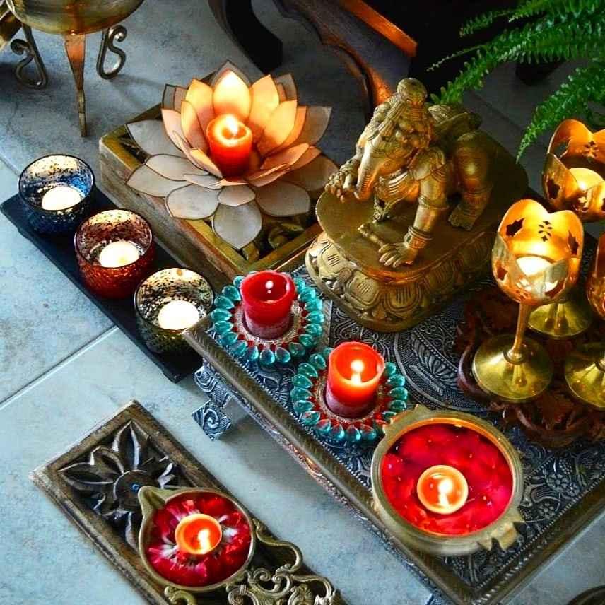 алтарь для медитации фото_13