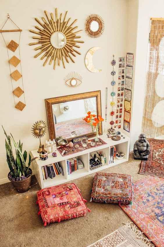 Комната для медитации фото_28