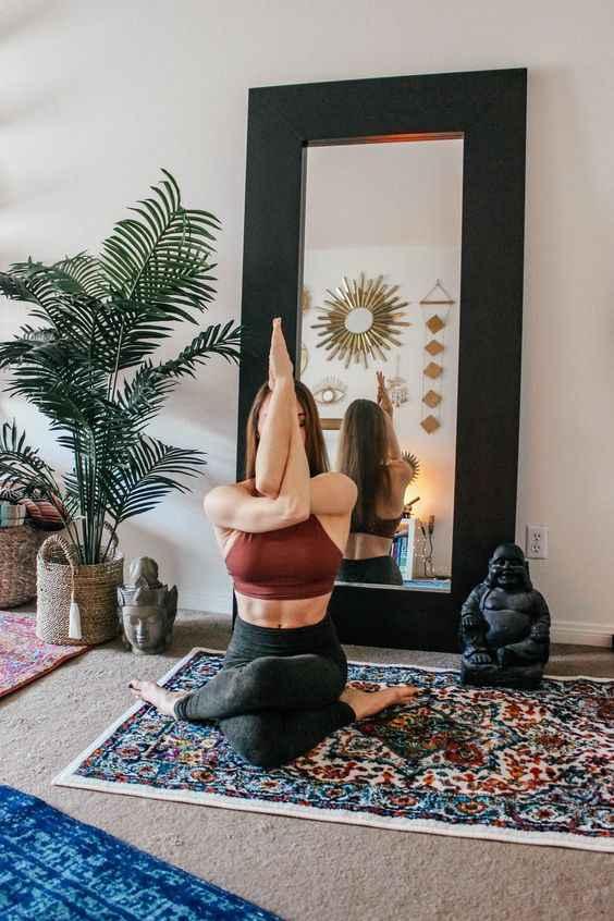 Комната для медитации фото_14