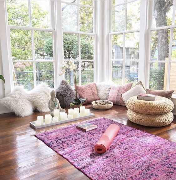 Комната для медитации фото_20