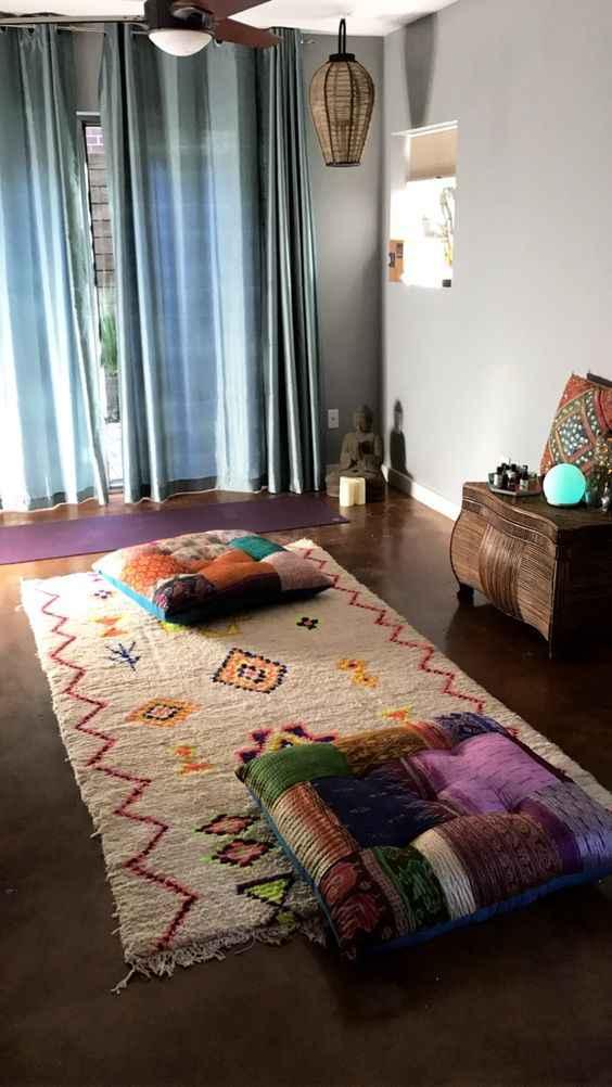 Комната для медитации фото_19