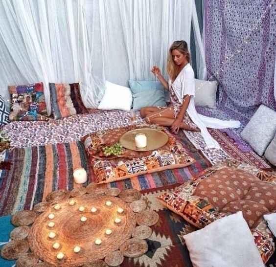 Комната для медитации фото_18