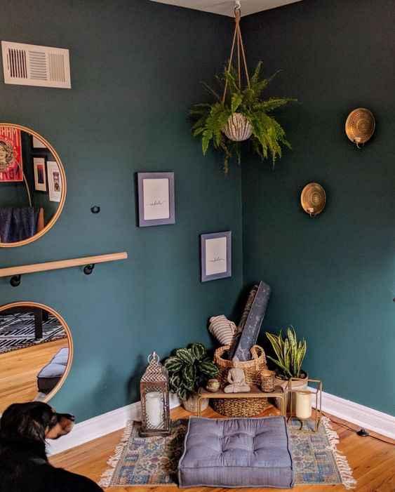 Комната для медитации фото_10