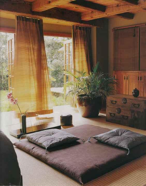 Комната для медитации фото_9