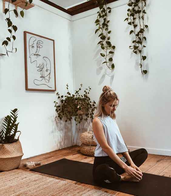 Комната для медитации фото_4