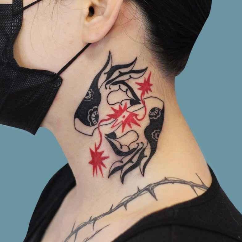 Татуировка Мудра фото_27