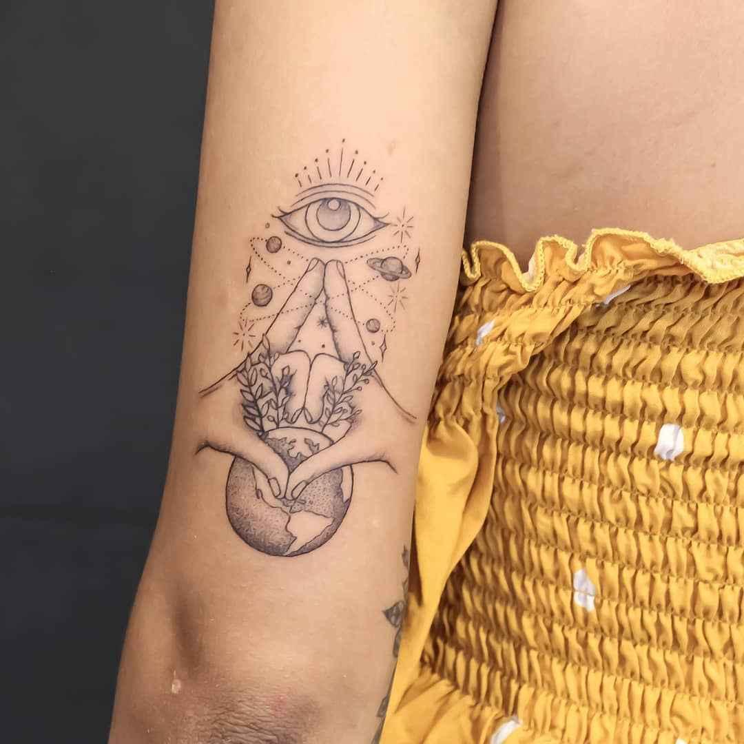 Татуировка Мудра фото_21