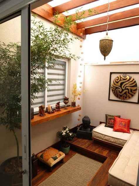 Комната для медитации фото_3